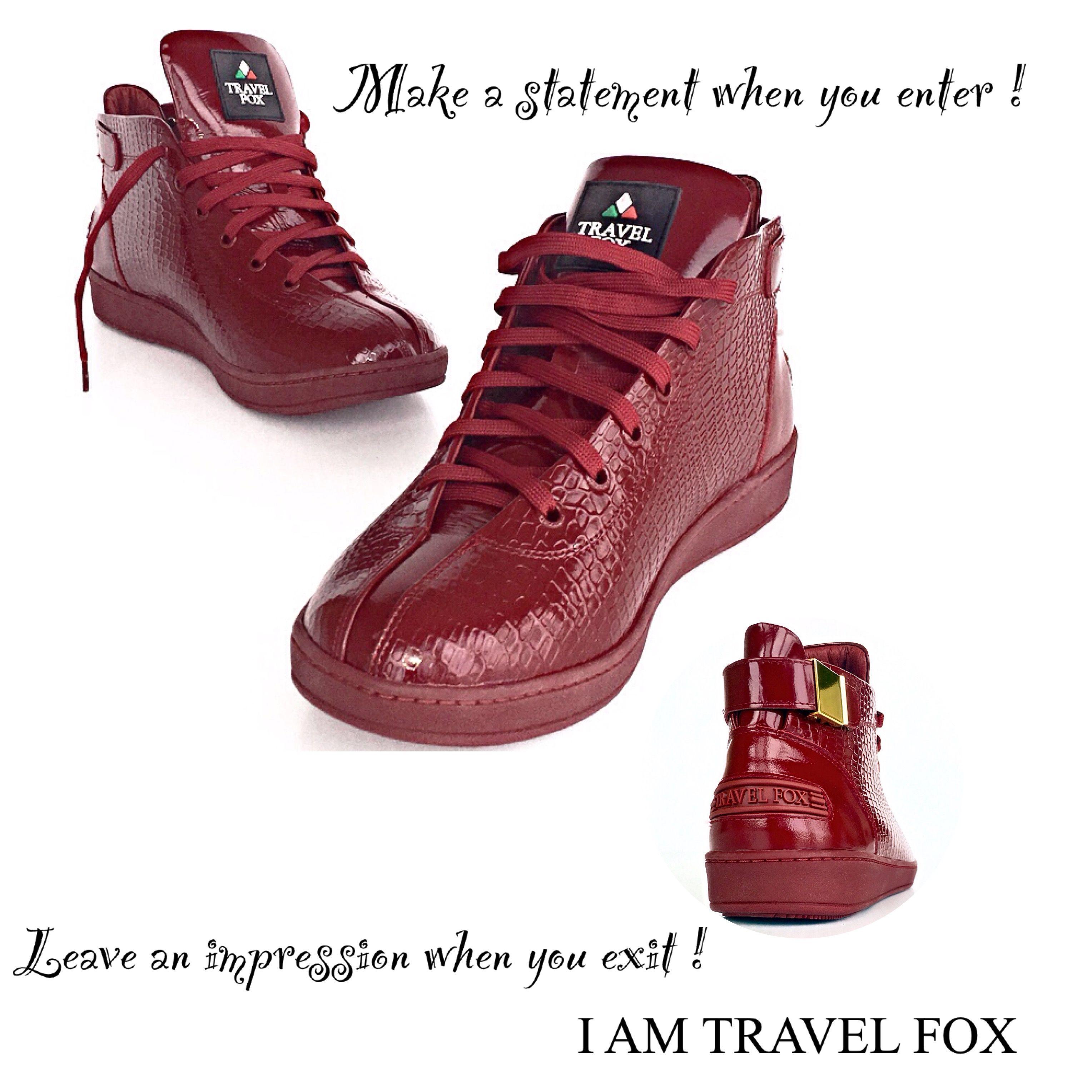 144f1be5da Travel Fox Burgundy Patent Leather Embossed Snake print Malibu 300 s.  What s On Your Feet   travelfox  iamtravelfox  fly  astepbeyondsneaker   ...