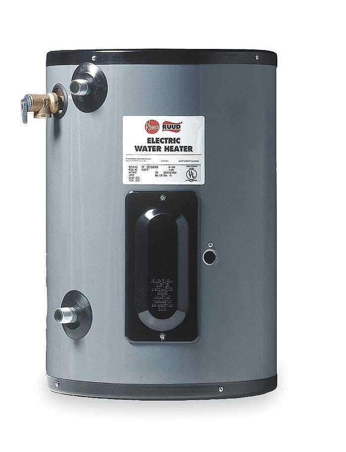 RHEEM-RUUD 120V Commercial Water Heater 19.9 gal. 120VAC - EGSP20 ...