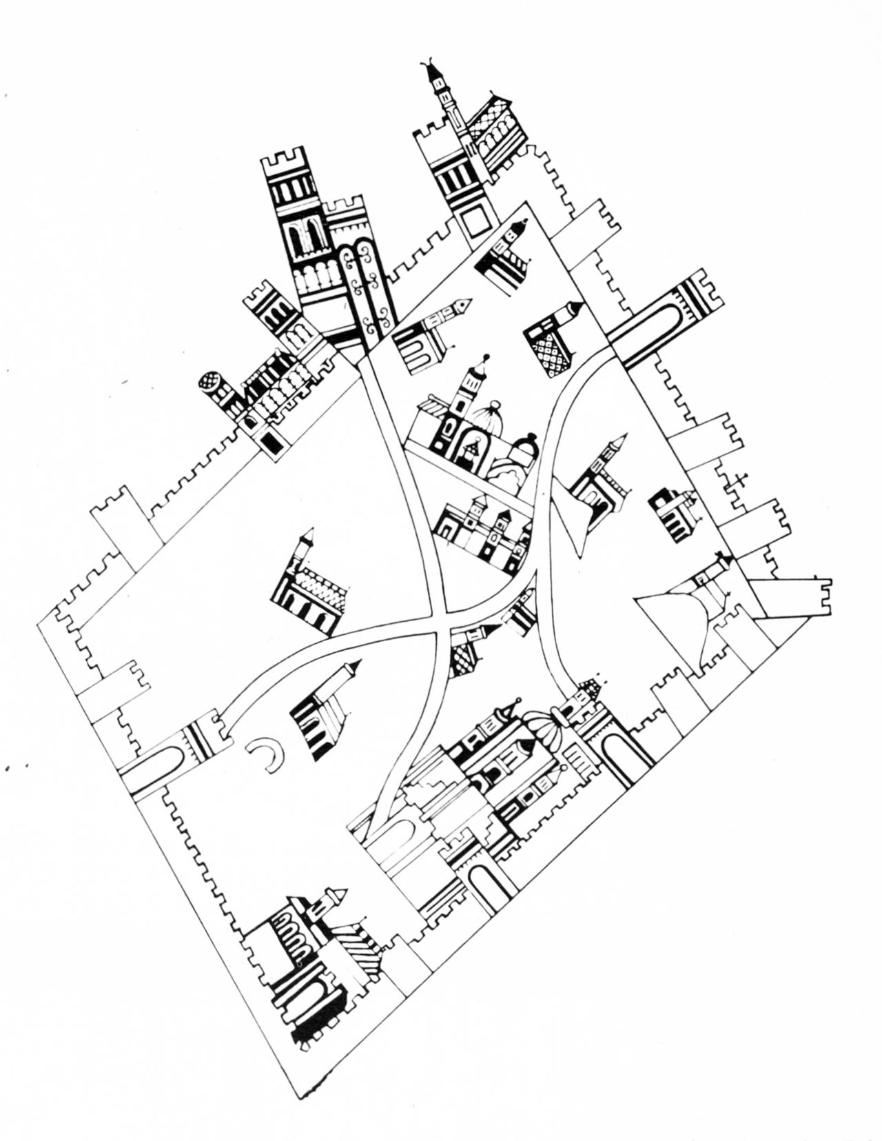 Archidose Photo Architectural Images Pinterest Architecture Diagram Drawings Map Collage Diagrams Plan Drawing 12th