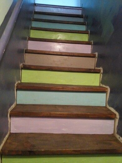 Best Redo Of Basement Stairs Basement Stairs Stairs Home Decor 400 x 300