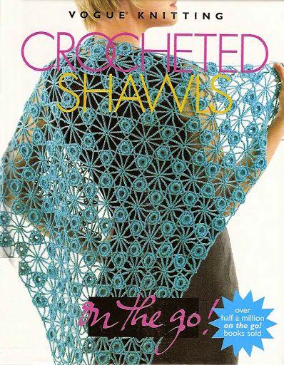 Vogue Knitting Crocheted shawls - kosta1020 - Picasa-verkkoalbumit