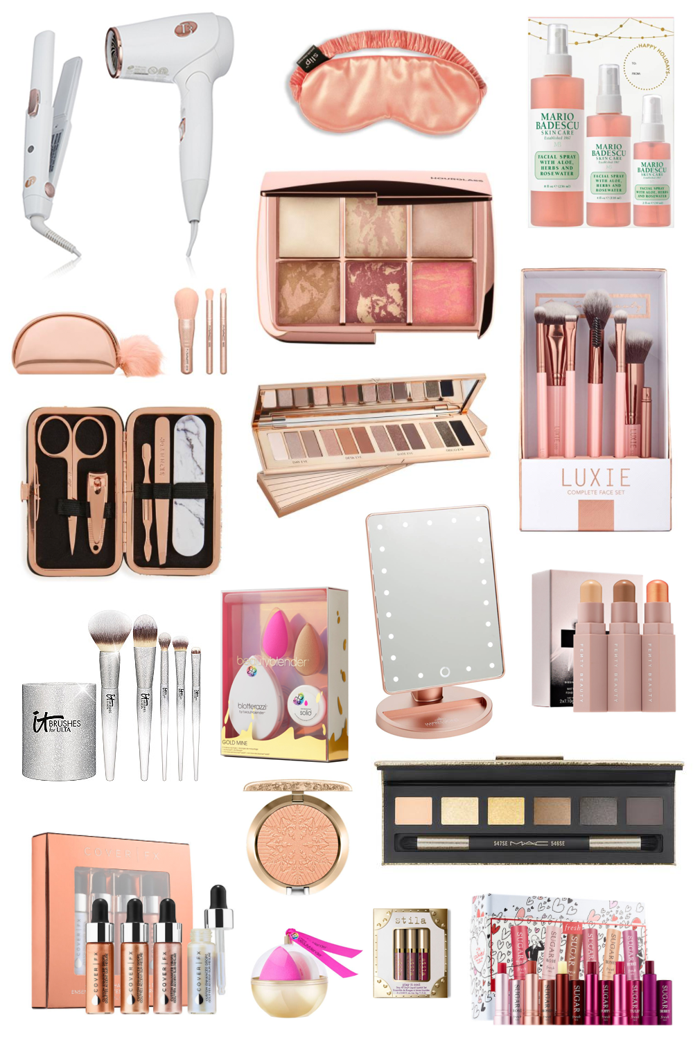 Photo of Holiday Make-Up Palettes and Beauty Sets I Love – Money Can Buy Lipstick