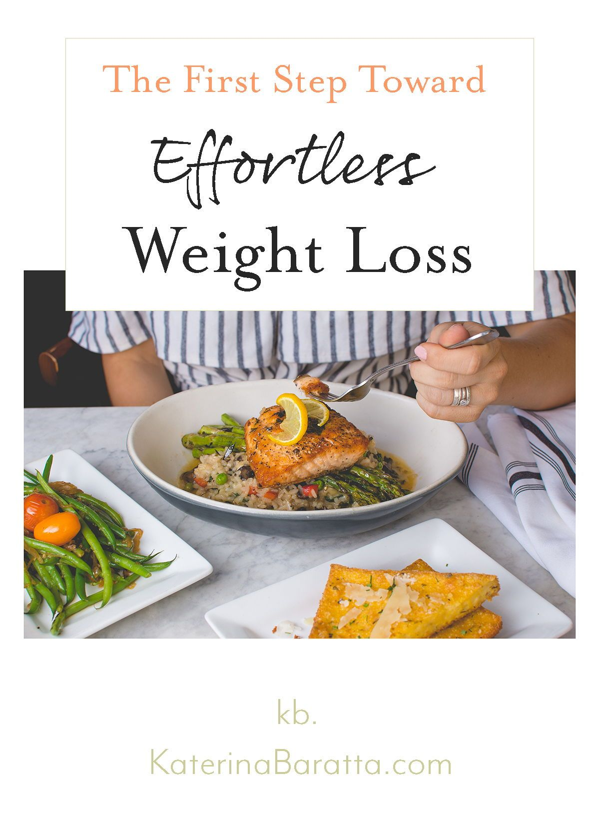 How do you manifest weight loss