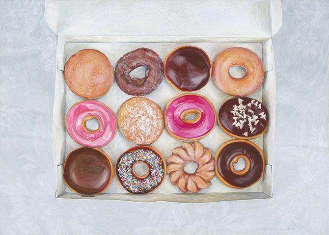 Krispy Kreme dozen - joelpenkman