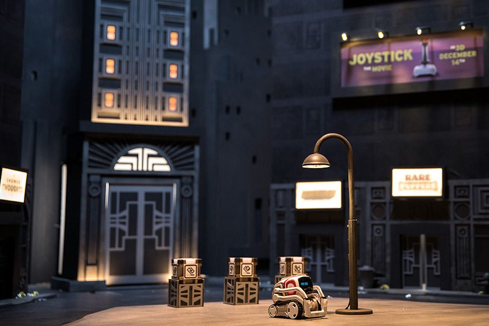 Toy Robot Brand Markets To Reddit With Mini Escape Rooms | Digital