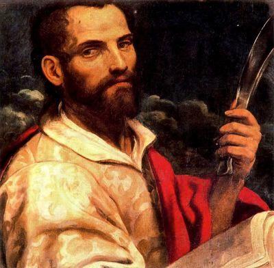 Luis Tristán - San Bartolomé - 1616