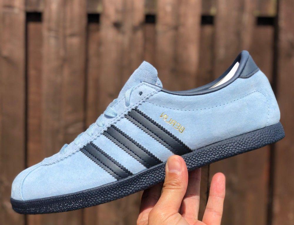 Nice pic reverse colourway Berlin   Adidas shoes originals, Adidas ...