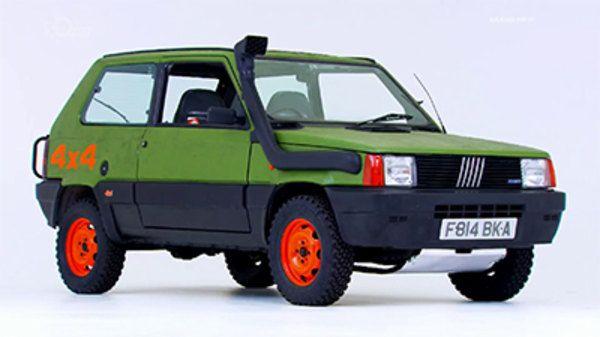 Fiat Panda 4x4 Wheeler Dealers Veicoli Automobile Fuoristrada