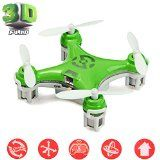 Are you looking for the perfect gift? This Remote Control Quad copter is your best choice. We introducing the World's smallest Quadcopter X-10! The most notable feature of this quadcopter is its nano size, with only 1.5 x 1.5 inch, it is yet the smallest quadcopter in the world! - See more at…