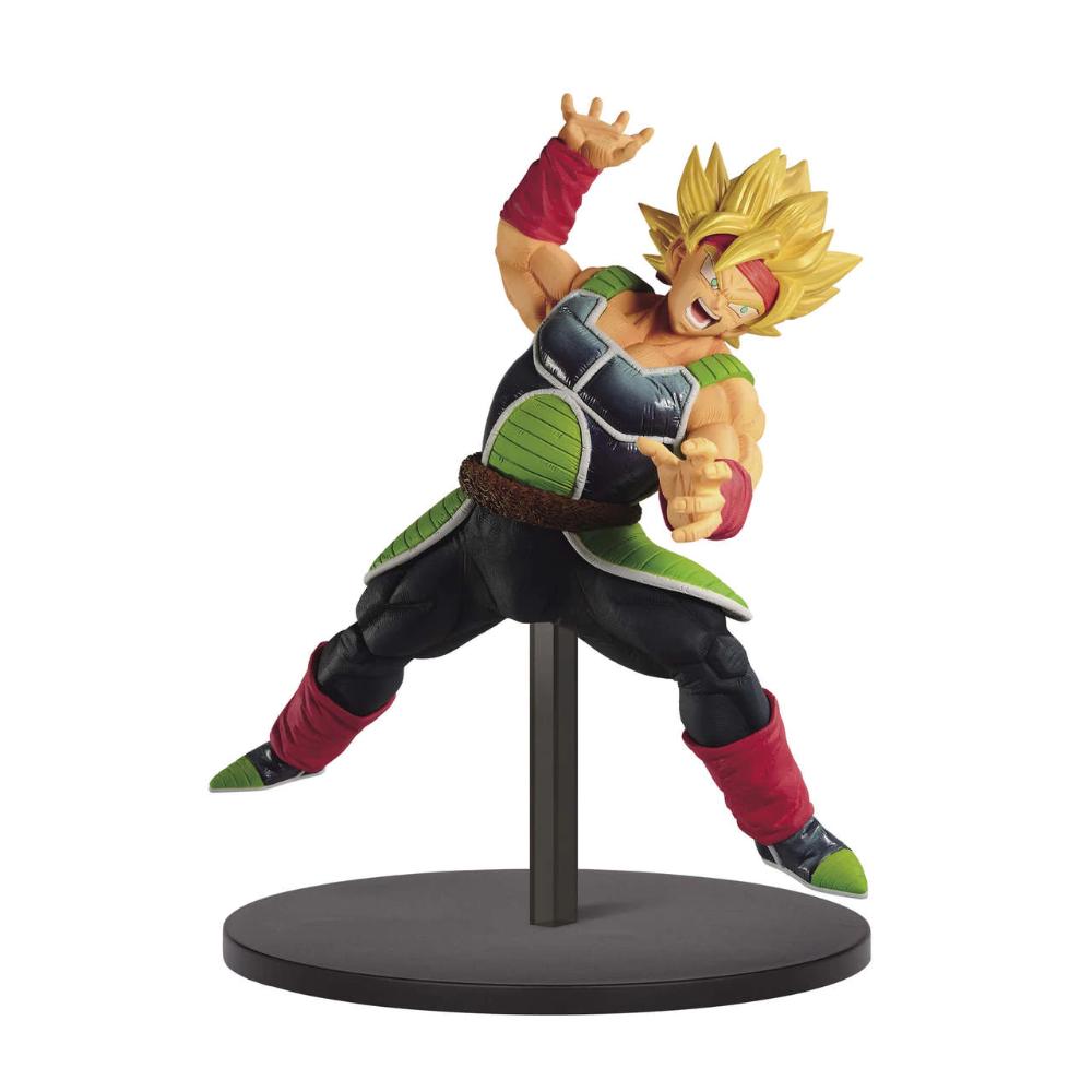 Banpresto Dragon Ball Z Bardock Super Saiyan Figure