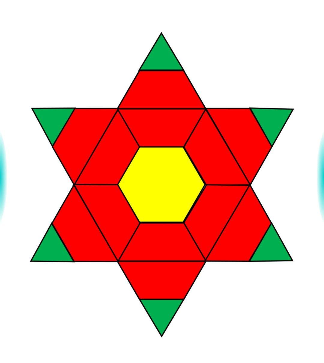 Pattern Blocks Ster