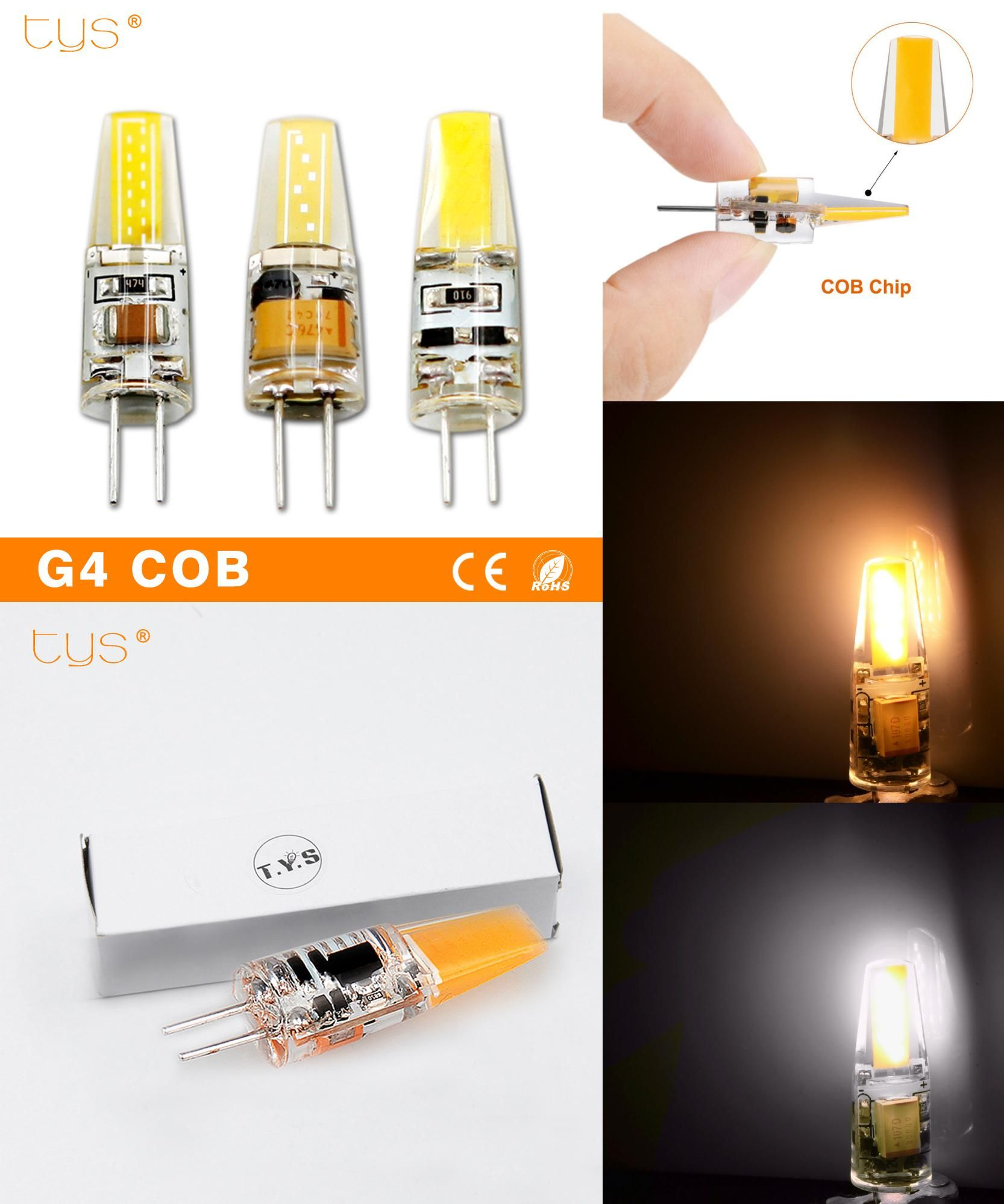 Visit To Buy Led G4 Lamp Cob 1505 Ac 220v Lampada Led 12v Light Bulbs Chip Dc12v High Bright Bombillas Ampoule Led Light Bulb Fo Light Bulb Bulb Led