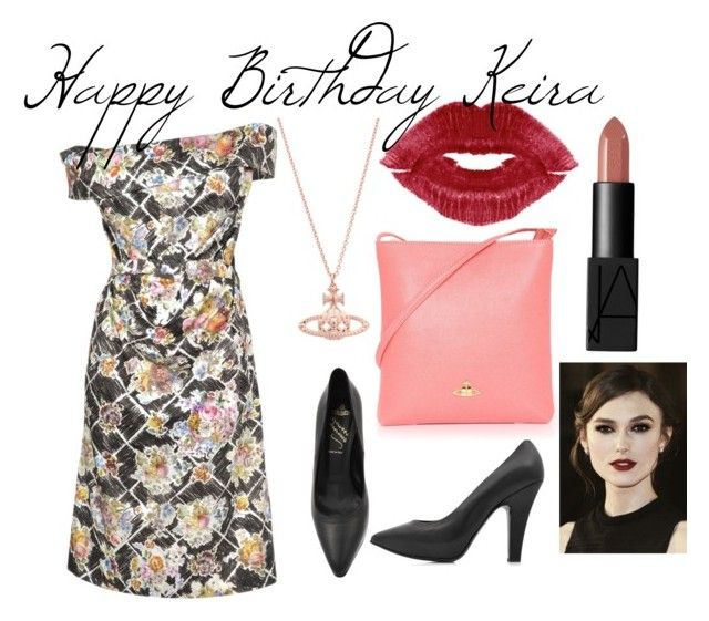 """""""Happy Birthday Keira"""" by garmentquarter ❤ liked on Polyvore featuring Vivienne Westwood, NARS Cosmetics and Vivienne Westwood Red Label"""