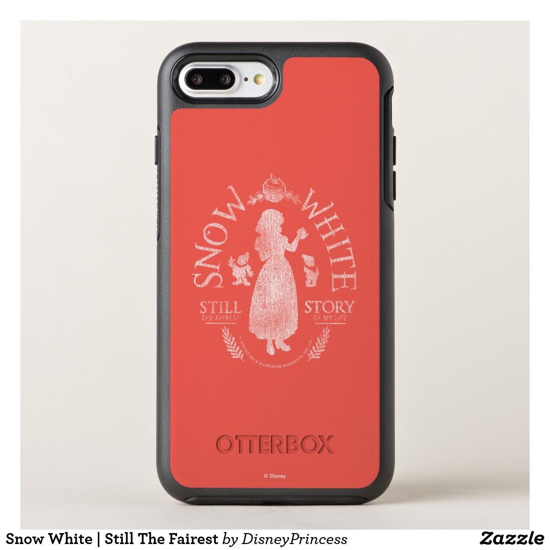 Snow Princess vintage iphone case