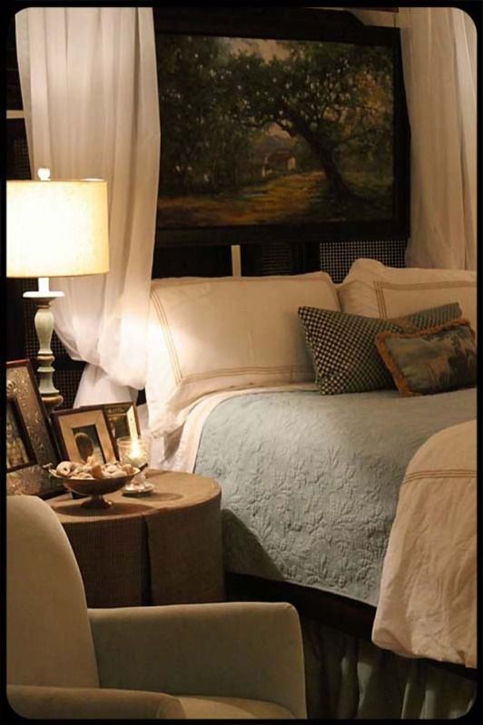 Cozy english country bedroom home decor pinterest for Cozy country bedroom ideas