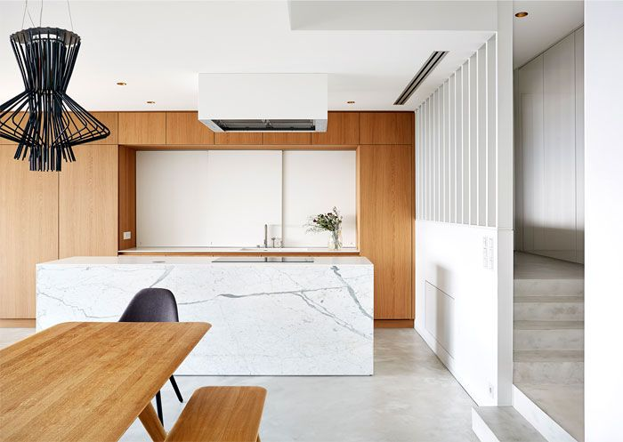Triplex Apartment in Prague Inspired by American Mid-Century ...