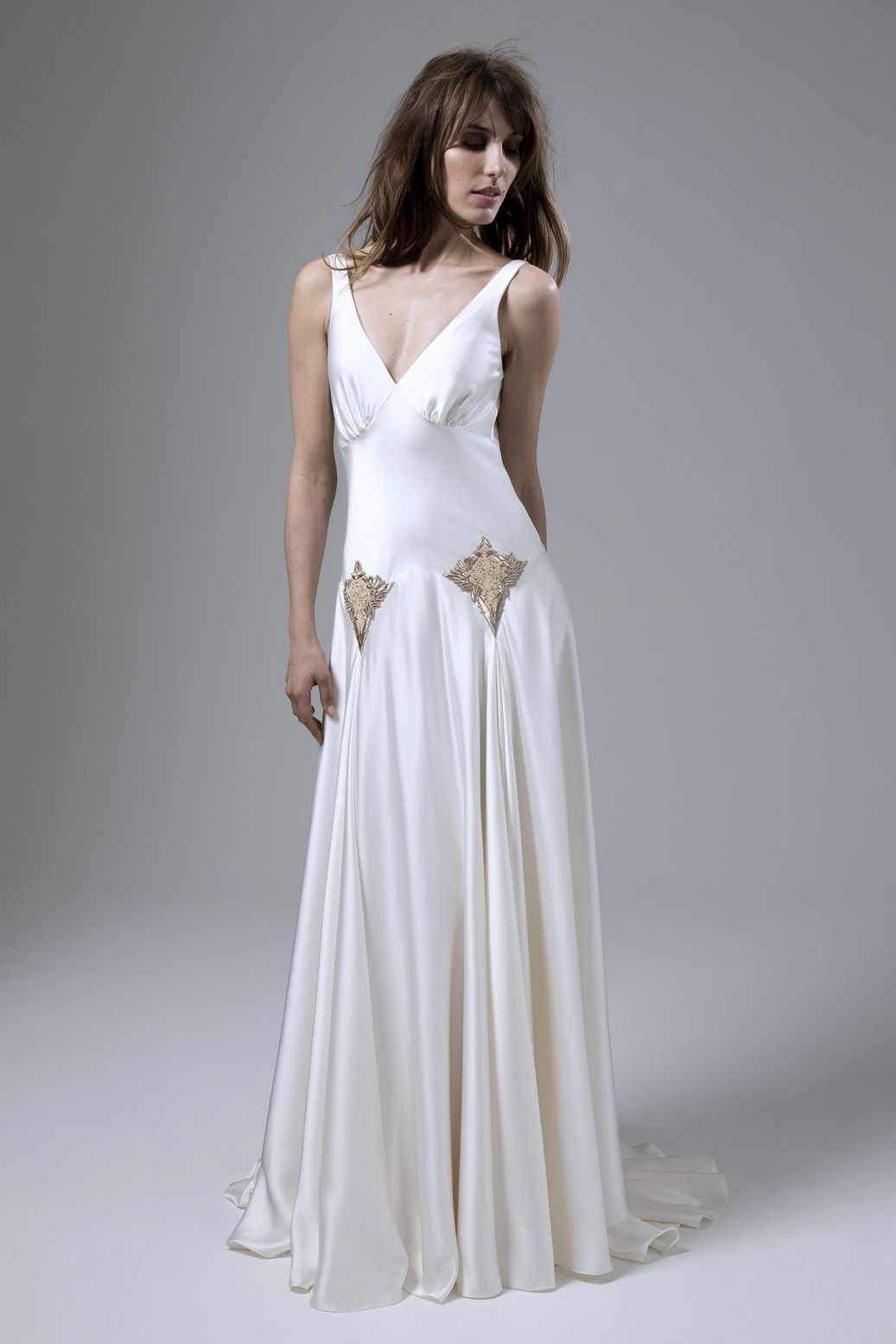 Milly our dress of the week wedding dress weddings and wedding