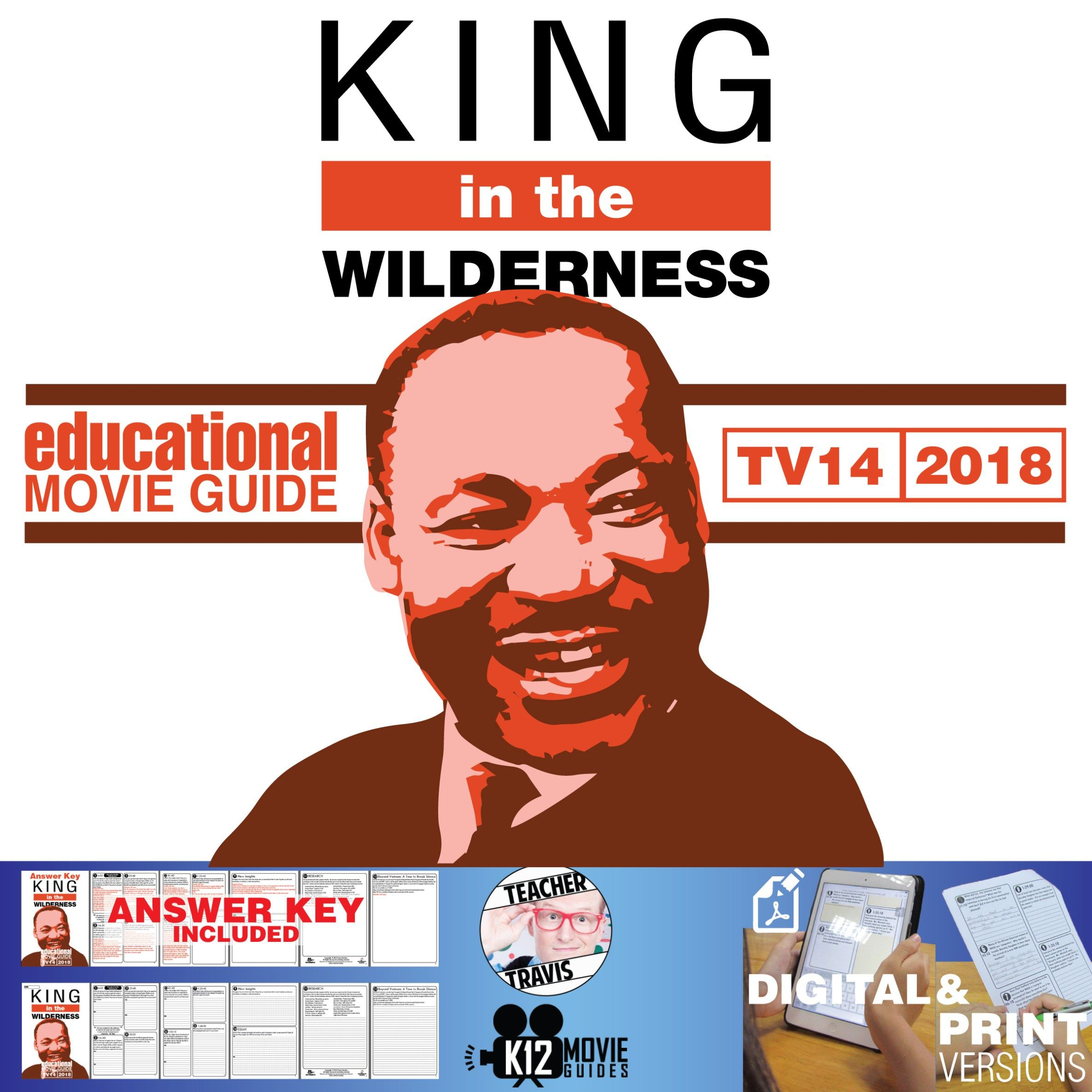 King In The Wilderness Movie Guide