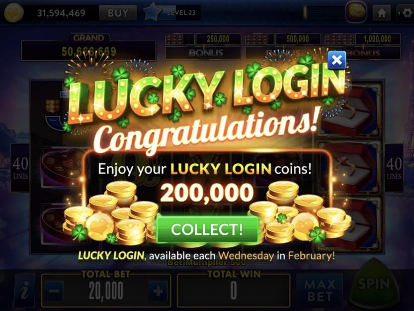 Heart Casino Login