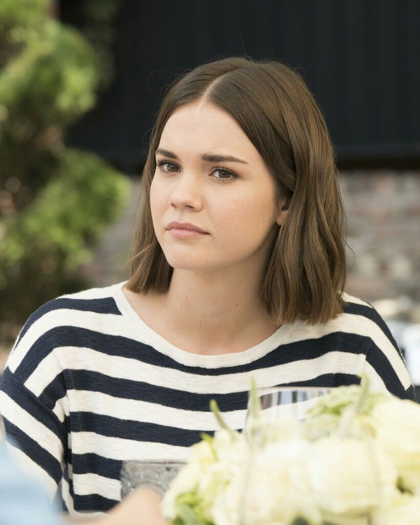 Callie Adams Foster Maia Mitchell Hair Shot Hair Styles Hair Inspo Color