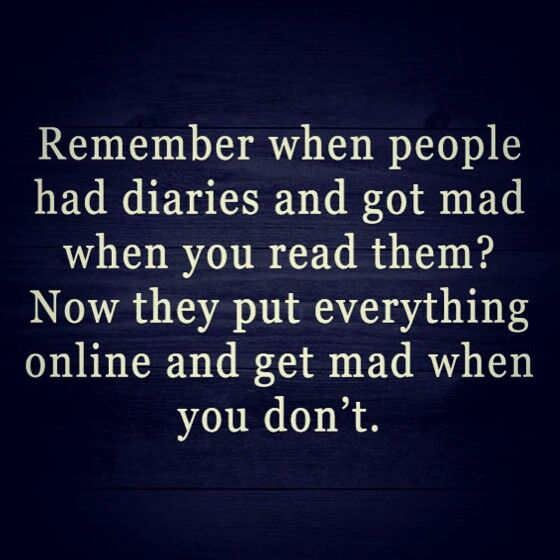 Funny but so true...