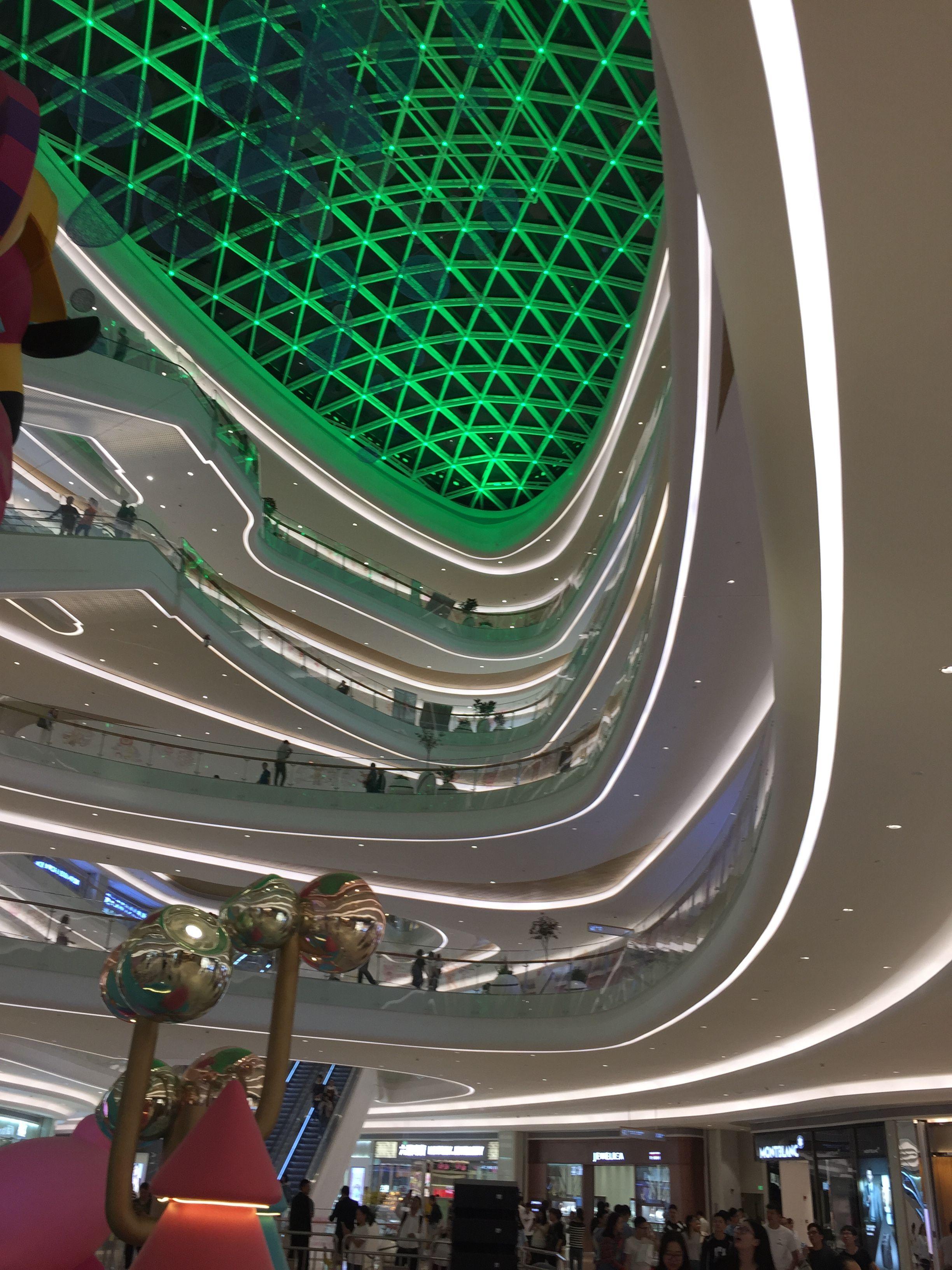 Shenzhen UNIWALK mall