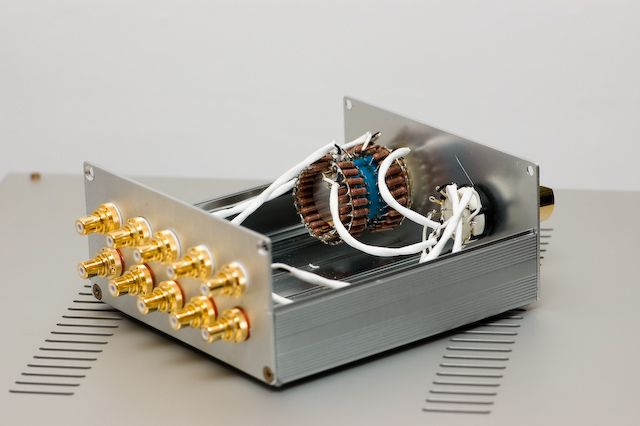 Iy Audio Passive Preamp Diy Electronics Diy Amplifier Audio Design