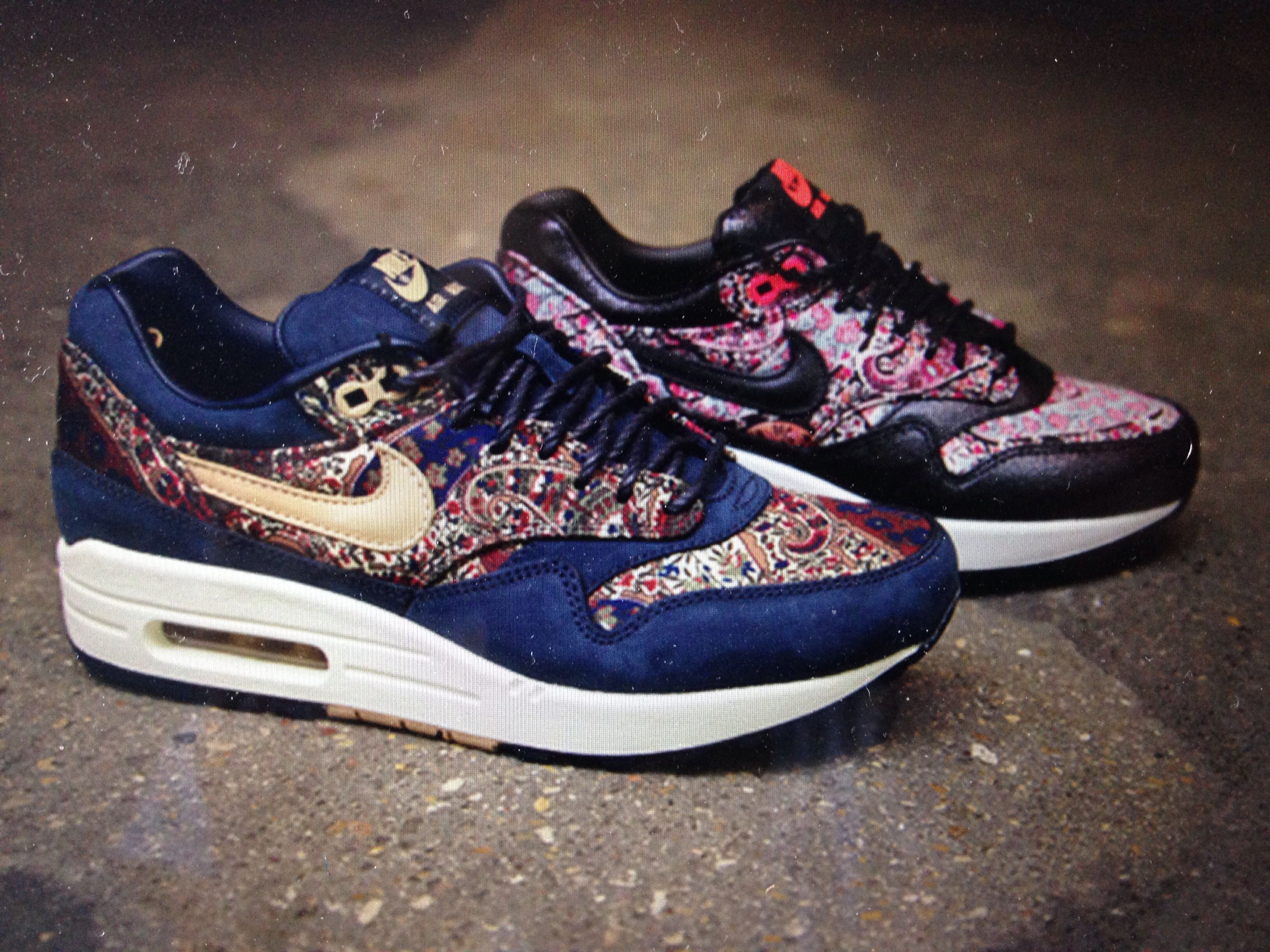 Nike Liberty Holiday 2014 Collection | Sole Collector | sneakers |  Pinterest | Liberty, Nike sportswear and Nike liberty