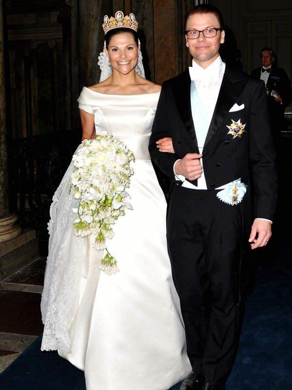 Die schönsten Brautkleider der Hollywood Stars | Royals, Royal ...