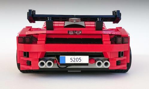 Porsche Plus レゴ, レゴ 車