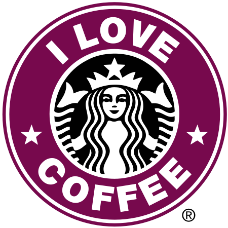 customized logo follow logos 4 you on instagram coffee rh pinterest com starbucks vector logo free download starbucks vector logo download