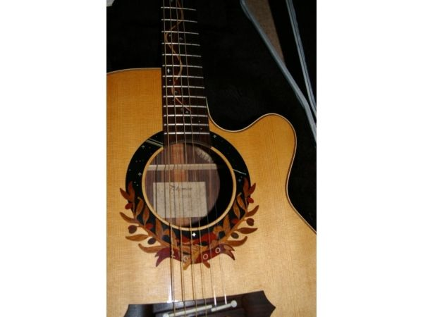 Takamine Limited Edition 2000 Electro Acoustic Made In Japan Takamine Guitars Music Instruments Acoustic