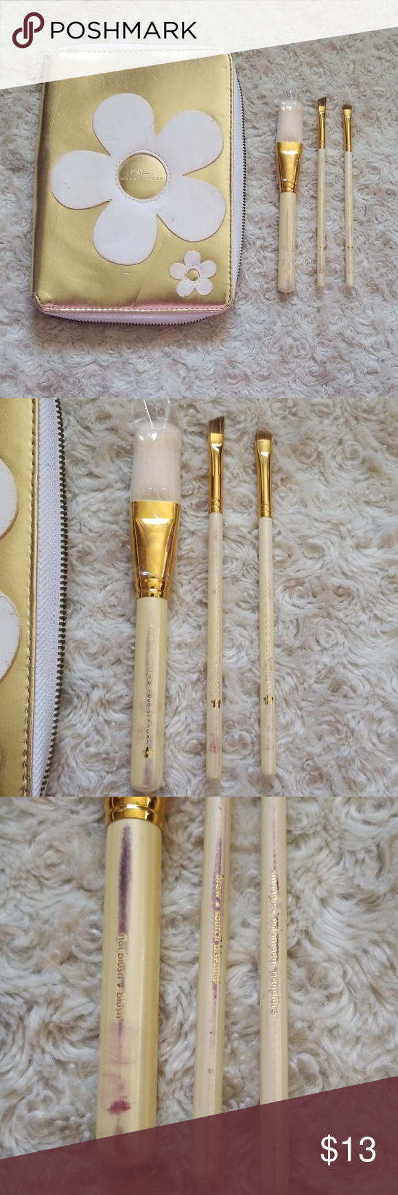 Marc Jacobs x Sephora Brush Set Sephora brush set