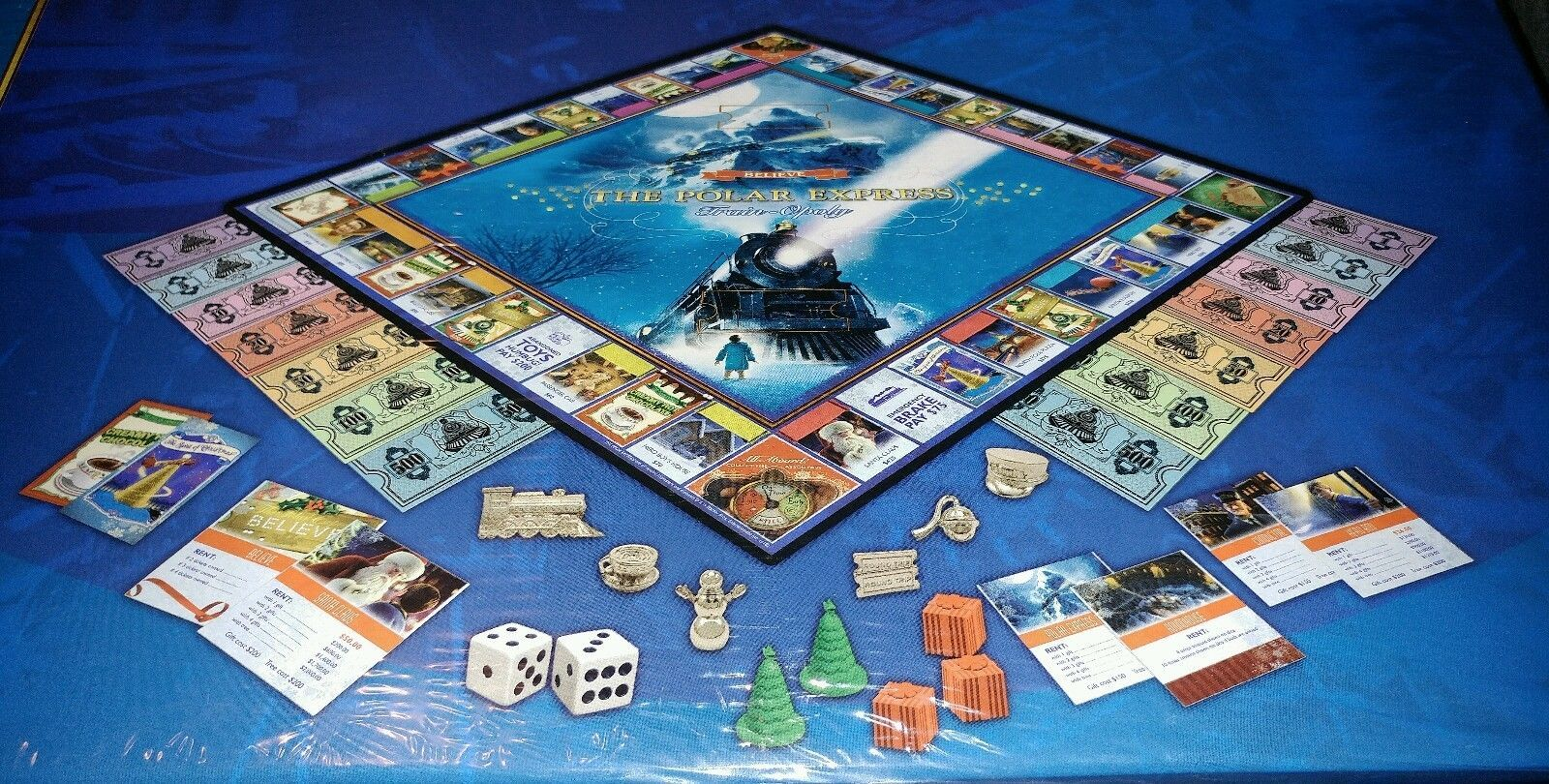 Delightful and magical spin on the Monopoly board game