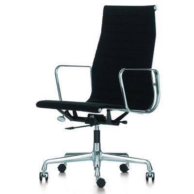 Bureaustoel Vitra Eames.Eames Aluminum Group Ea119 By Vitra Eames Office Aluminum