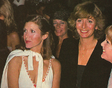 carrie fisher penny marshall lesbian