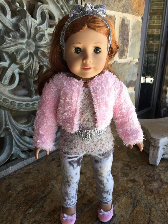18 inch doll clothes made to fit dolls like the American Girl Doll ...