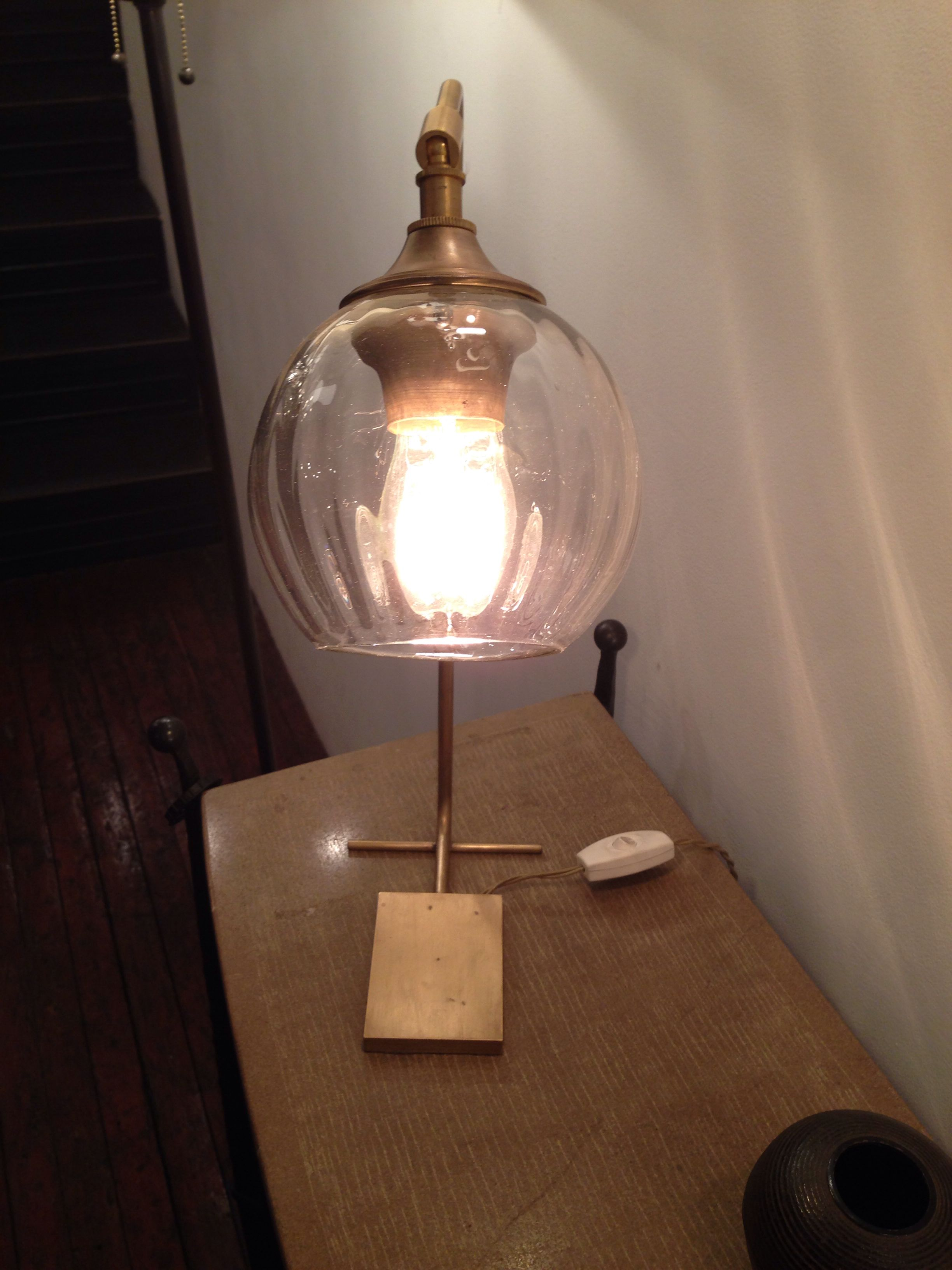 O Lampia Bubble Table Lamp