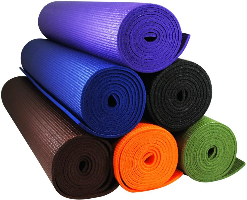 Best and Cheap Yoga Mat Studio Sticky Yoga Mat 6mm Thick