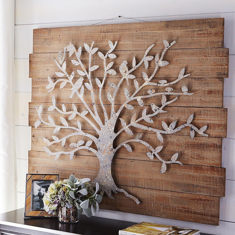 Timeless Tree Wall Decor