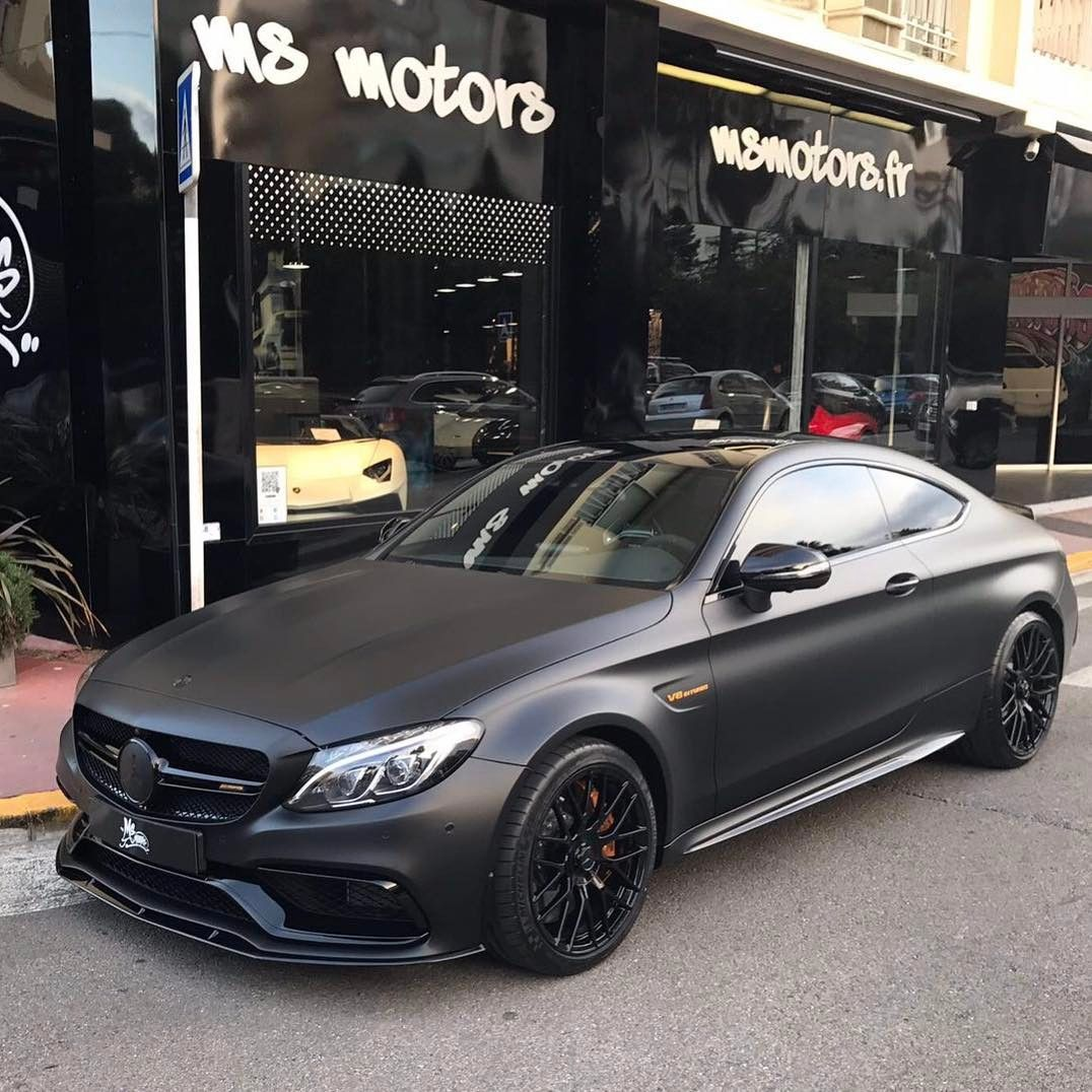 Murdered C63s AMG • Built By