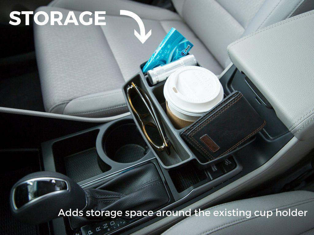 Rubbermaid 3315 20 Automotive Cup Holder Car Storage Organizer
