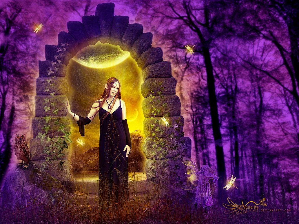 Color art digital - Digital Art Violeta Lindo Color