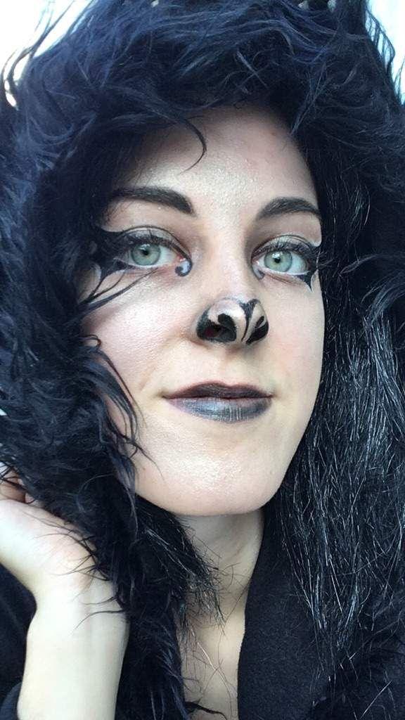 Bat makeup | Cosplay Amino in 2019 | Bat makeup, Bat ...