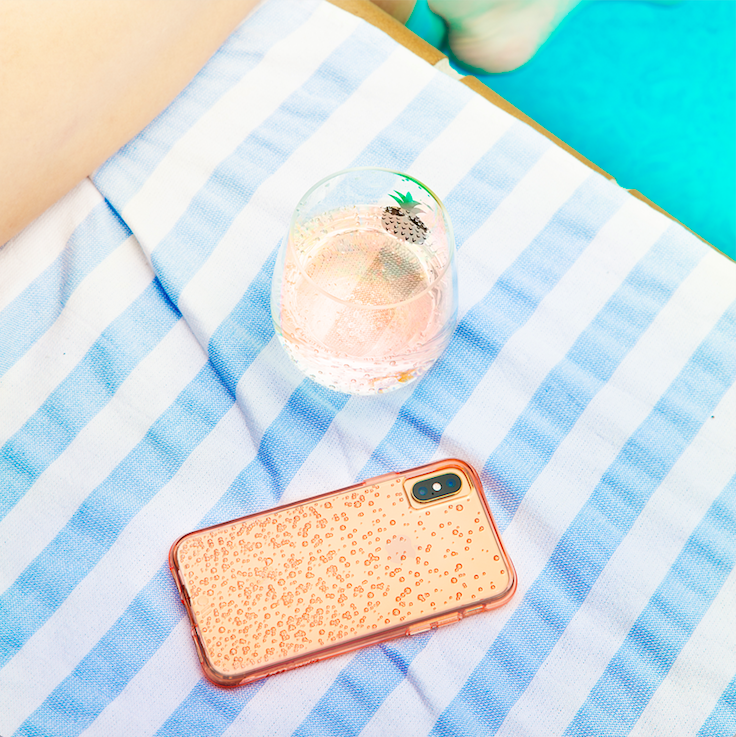 Pink Fizz Case Available For The Iphone Xs Max Iphone Xr And
