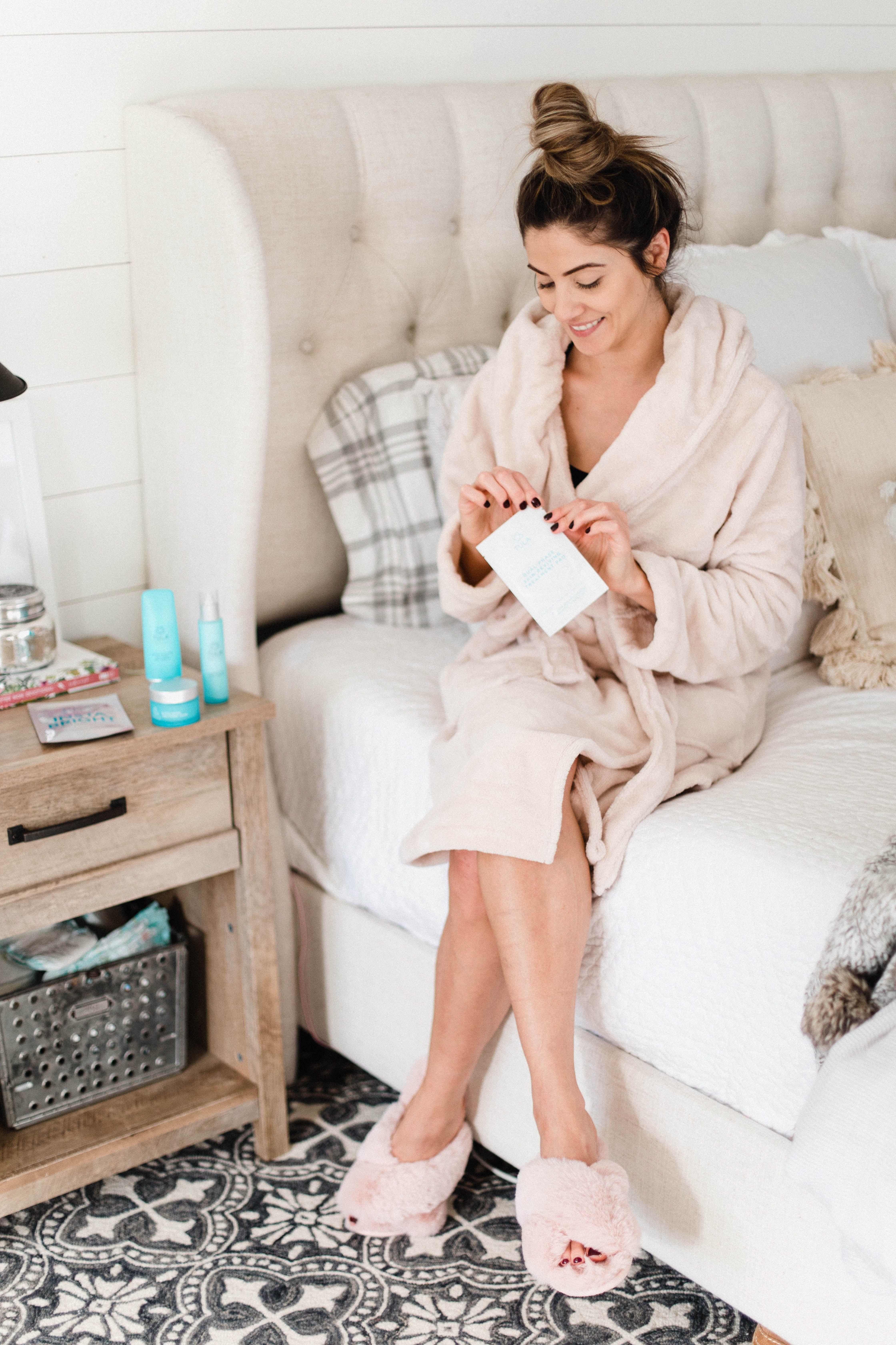 My Favorite TULA Products Lauren McBride Lauren