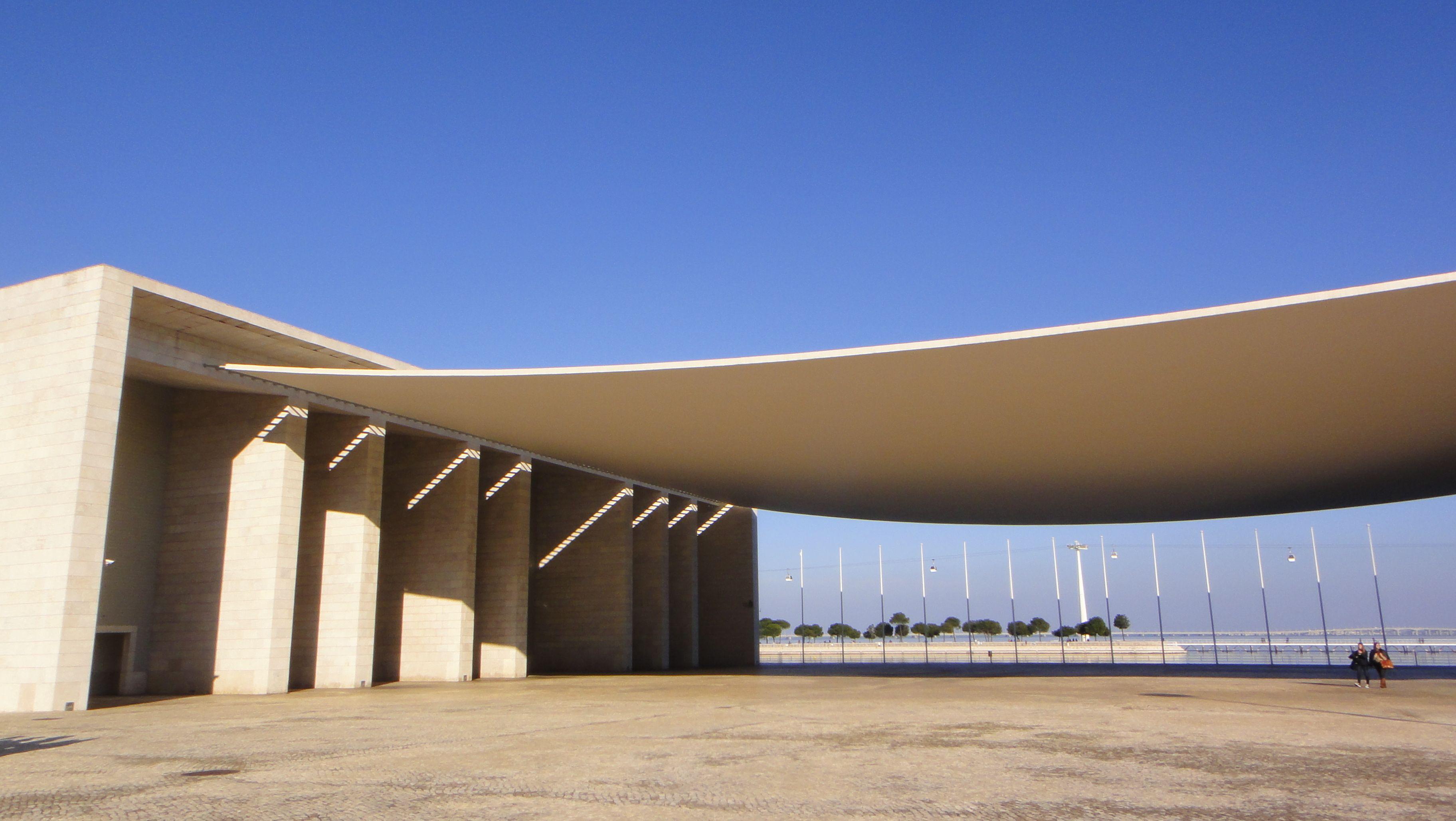 Portuguese pavilion world expo 39 98 39 99 architecture for Pavillon moderne construction