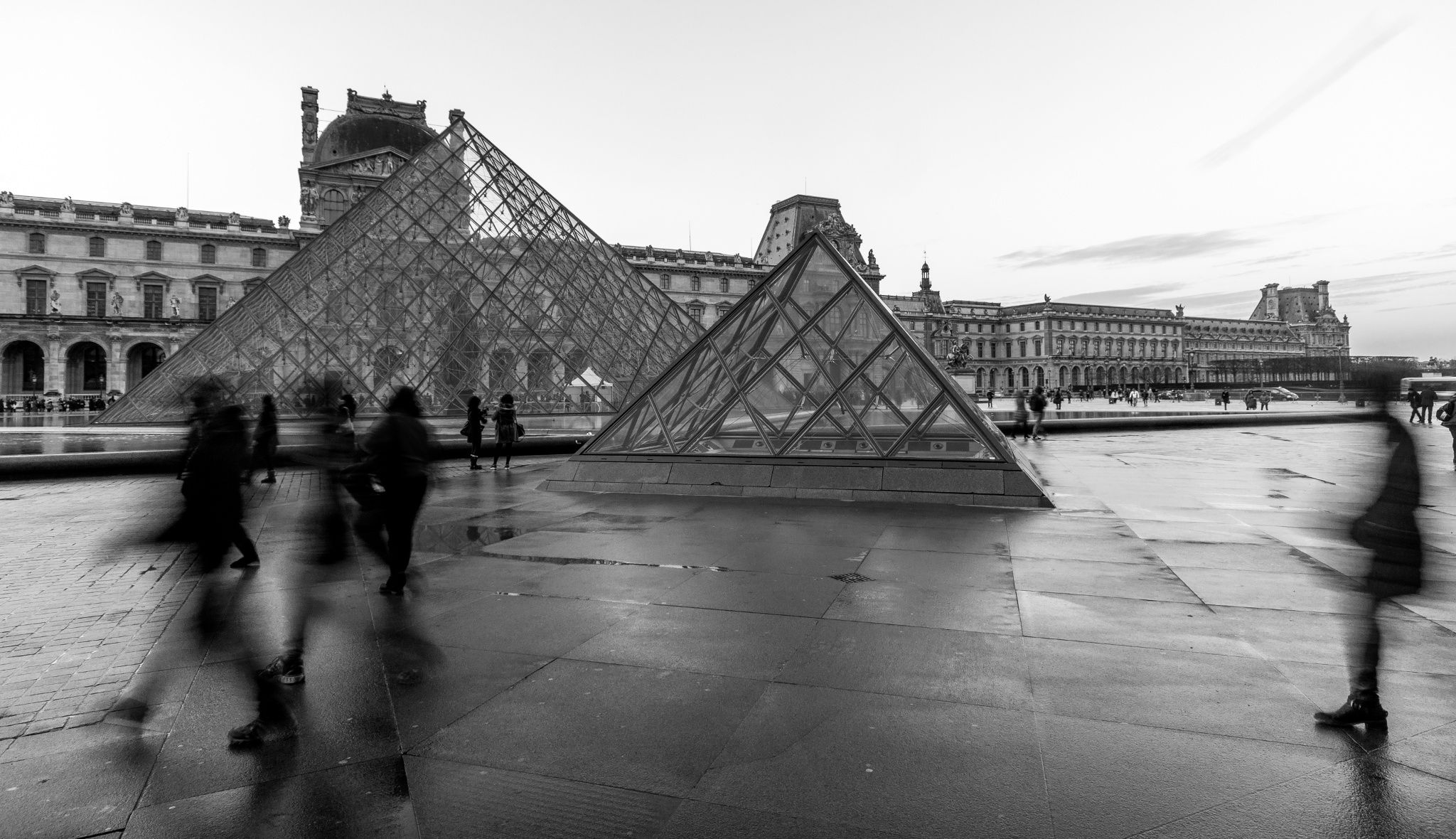 Musee du Louvre by Brandon Watts on 500px