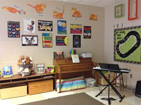 So many ideas to brighten up your classroom!