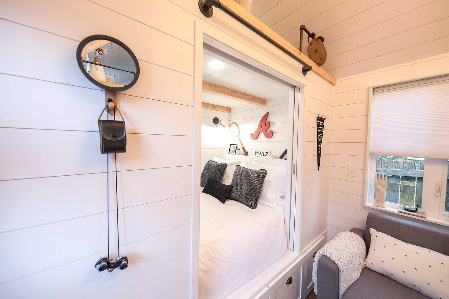 Unique Modern Tiny House 2BR/1BA Tiny houses for Rent in